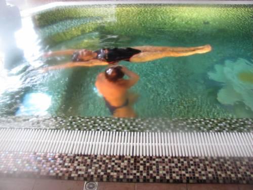 Работа с телом на воде - Ват - цу